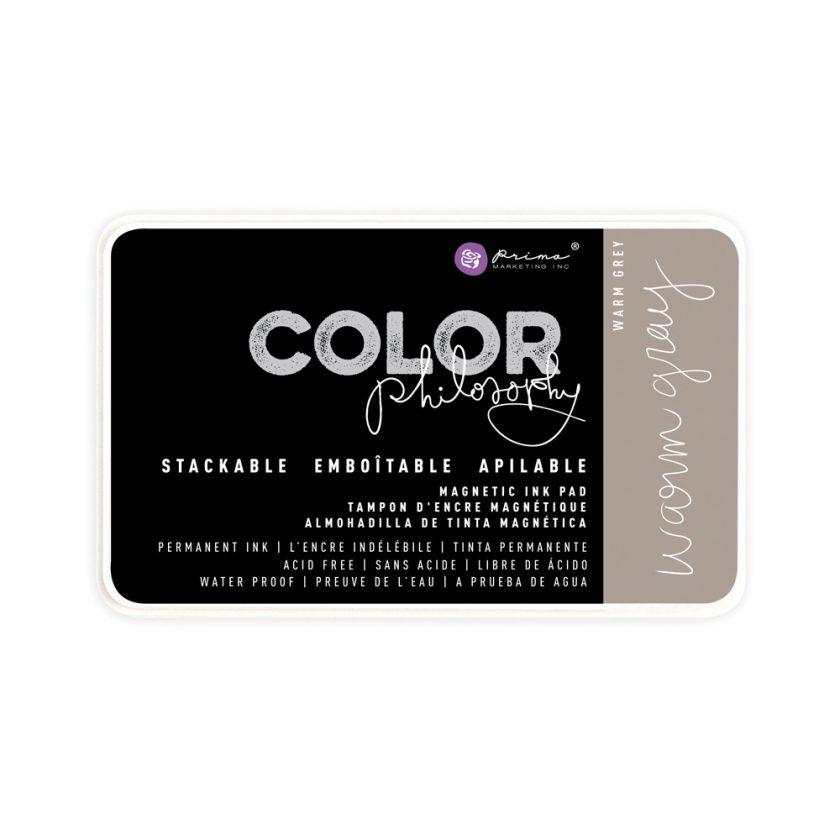 Color Philosophy Permanent Ink Warm Grey