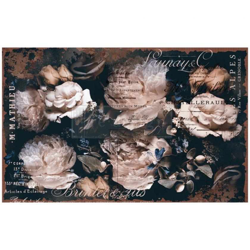 """Redesign Decoupage Decor Tissue Paper - Uniqua - 2 sheets (19"""" x 30"""")"""