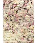 "Redesign Decor Rice Paper - Floral & dream - 11.5"" x 16.25"""
