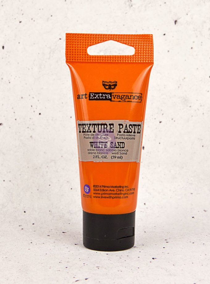 Art Extravagance- Sand Structure Paste - 2oz Tube