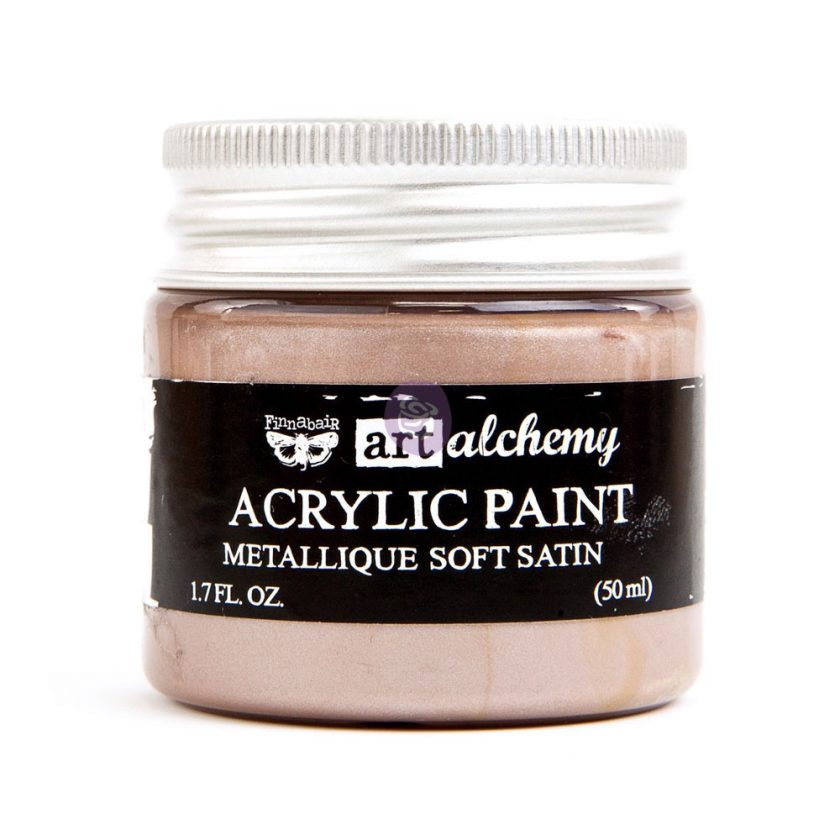 Art Alchemy - Metallique - Soft Satin 1.7 fl.oz (50ml)