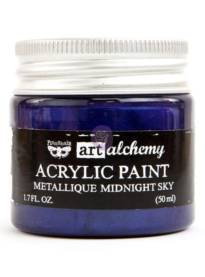 Art Alchemy - Metallique - Midnight Sky 1.7 fl.oz (50ml)