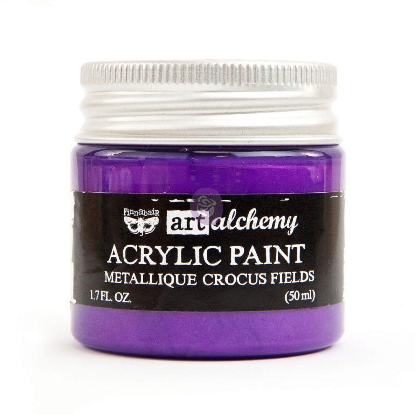 Art Alchemy - Metallique - Crocus Fields 1.7 fl.oz (50ml)