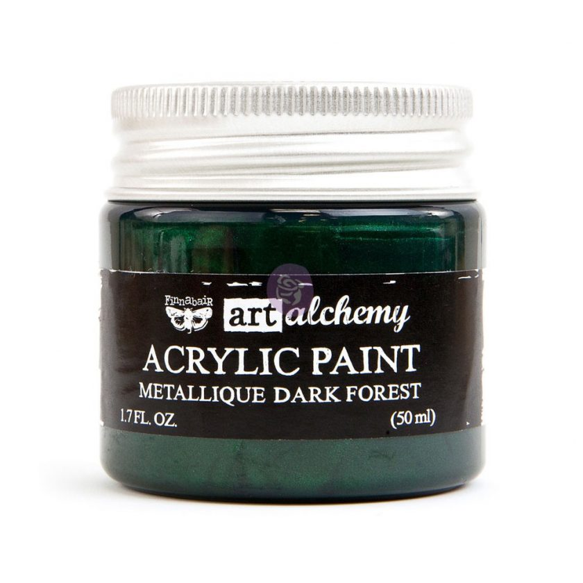 Art Alchemy - Metallique - Dark Forest 1.7 fl.oz (50ml)