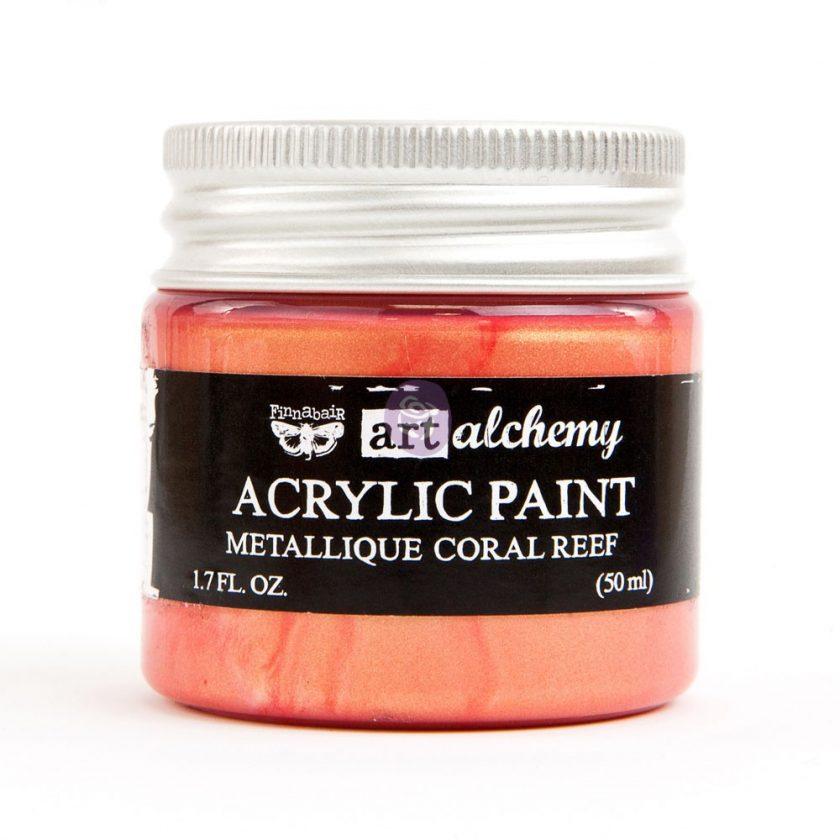 Art Alchemy - Metallique - Coral Reef 1.7 fl.oz (50ml)