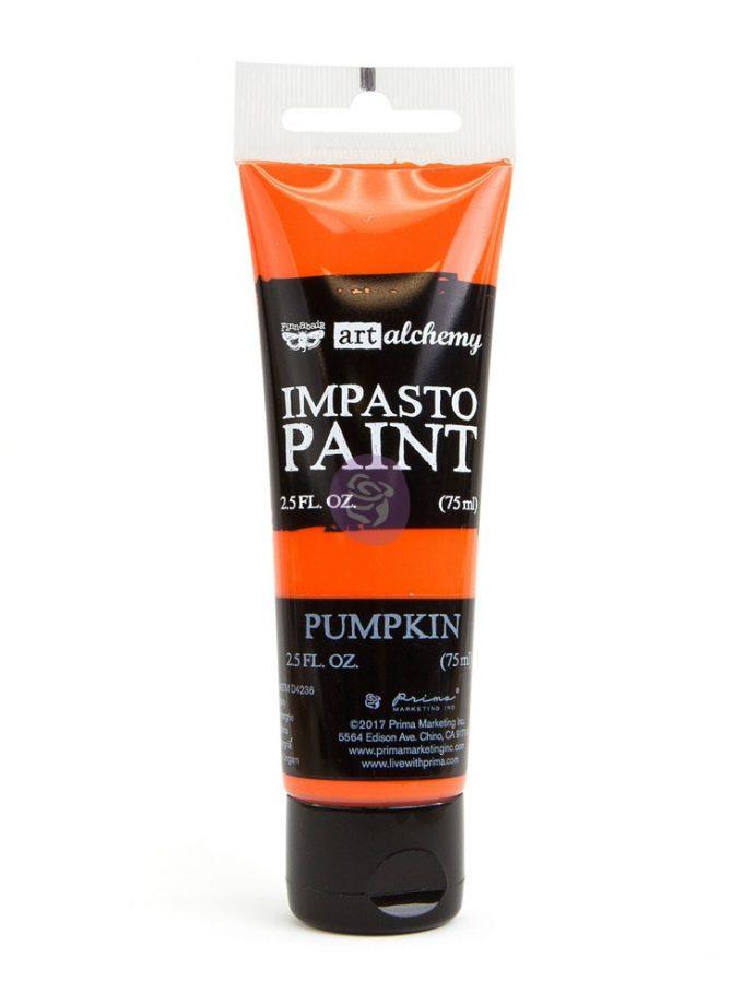 Art Alchemy - Impasto Paint - Pumpkin 2.5 oz