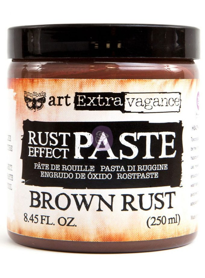 Art Extravagance - Rust Paste - Brown 8.45oz (250ml)