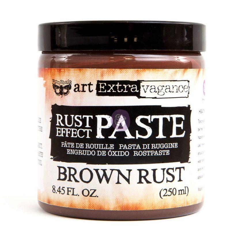 Art Extravagance - Rust Paste - Brown 8.45oz (250ml)