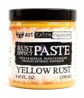 Art Extravagance - Rust Paste - Yellow 8.45oz (250ml)