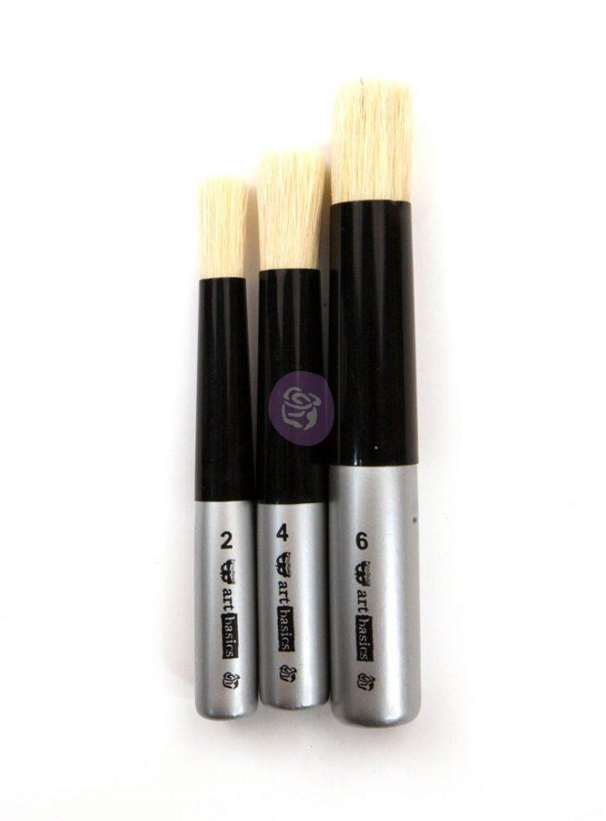 Art Basics - Dabbing Brush Set of 3