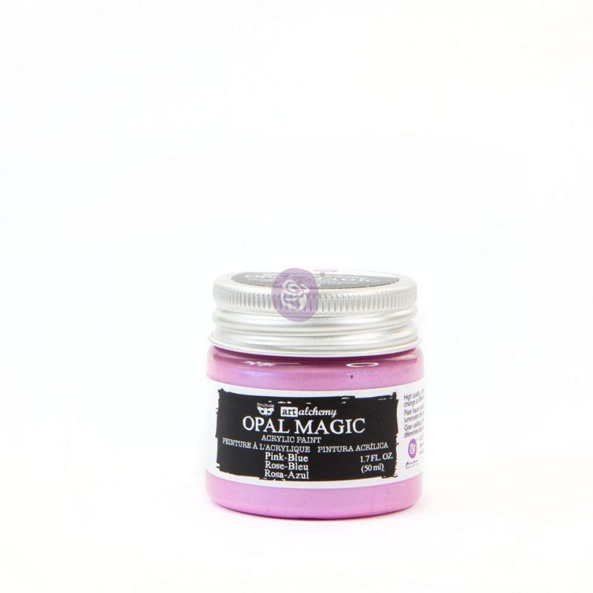 Art Alchemy-Opal Magic Acrylic Paint -Pink-Blue