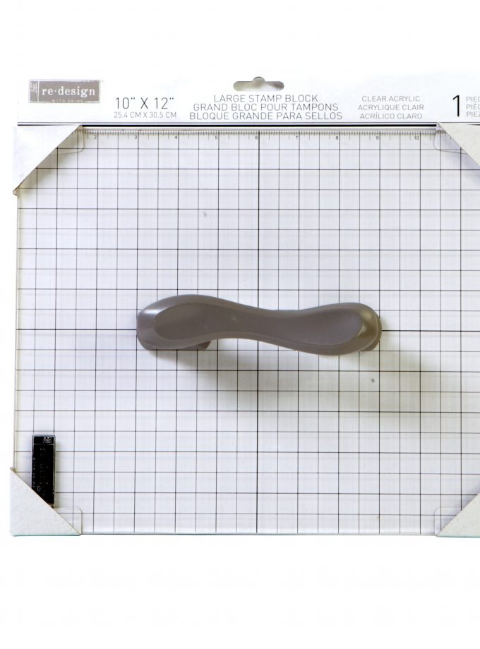 "10x12 Acrylic Block - 1 pc, 10""x12"""