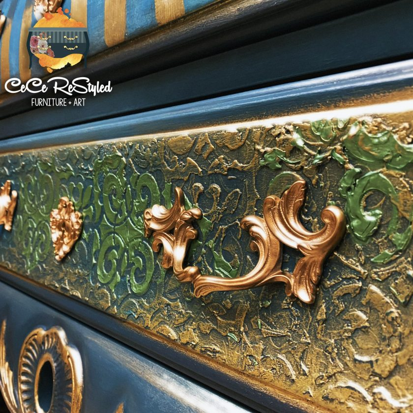 Art Extravagance Icing Paste-Lucky Emerald 4oz (120ml)