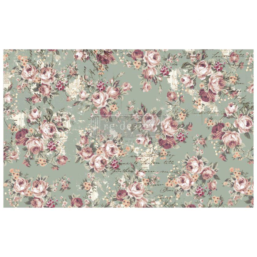"Redesign Decoupage Décor Tissue Paper - Olivia - 1 sheet, 19""x30"""