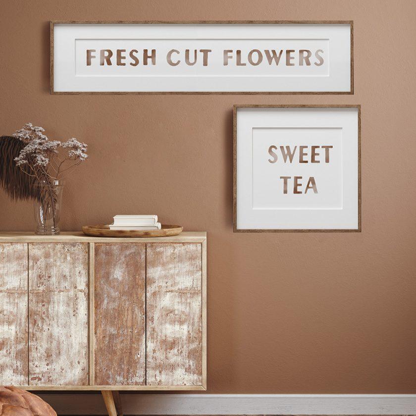 "Redesign Decor Stamp - Sweet Tea - 12""x12"" (9 pcs)"