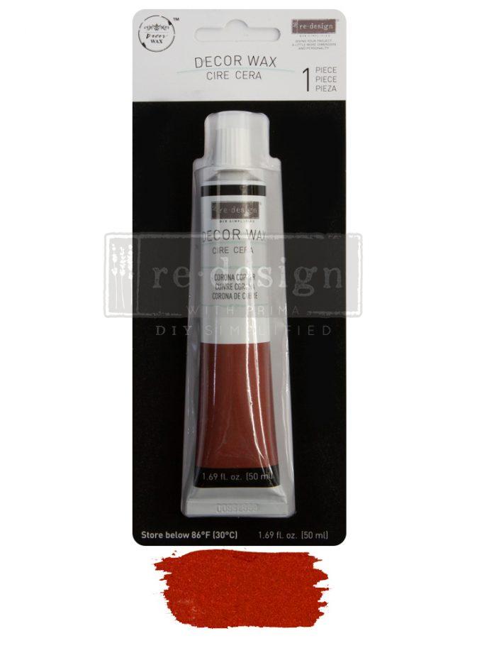 Redesign Wax Paste - Corona Copper - 1 tube, 50ml
