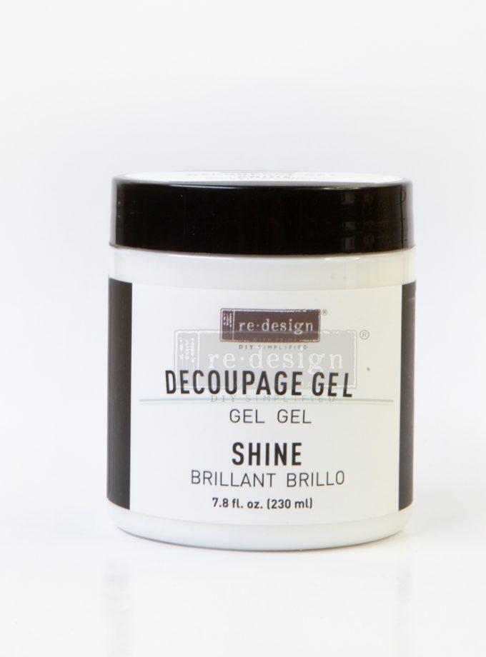 Decoupage Varnish Shine - 1 jar, 230ml