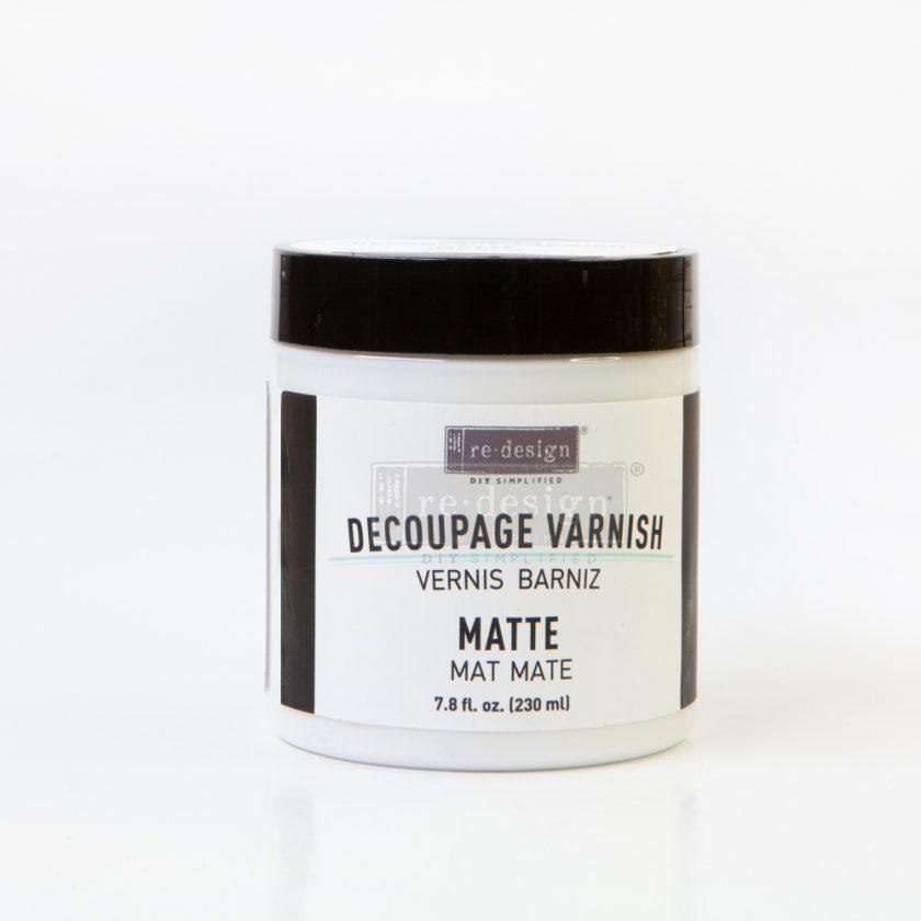 Decoupage Varnish Matte - 1 jar, 230ml